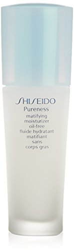 Price comparison product image Shiseido Pureness Matifying Moisturizer Oil-free Moisturizer for Unisex, 1.6 Ounce