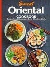 Sunset Oriental Cookbook -