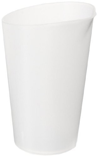 Ableware 745931000 Whiplash Nosey Drinking Cup by Maddak ()