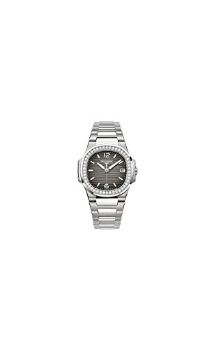 Patek Philippe Nautilus Ladies 32mm White Gold Watch 7010/1G-012