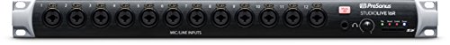 Iii Stage (Presonus STUDIOLIVE 16R 18-input, 16-channel Series III Stage Box & Rack Mixer)
