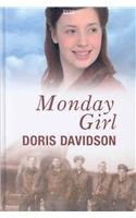 book cover of Monday Girl