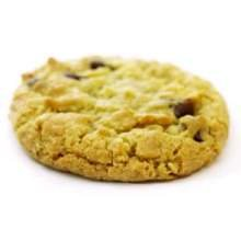 Michael Traditional Coconut Chocolate Chip Cookies Dough, 1.3 Ounce -- 196 per case.