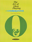 Alfred Publishing 00-0040 The Art of Oboe Playing - Music Book