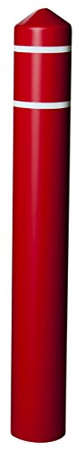 Eagle 1735RWS Red Post Sleeve Smooth with White Stripe, 4