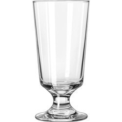 Libbey 3737 Embassy 10 Ounce Footed Hi-Ball Glass - 24 / CS by Libbey