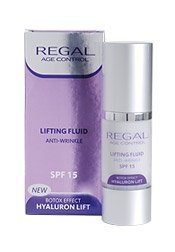 Fluid Lifting (Regal Anti Wrinkle Lifting Fluid with Hyaluronic Acid and Argireline- A great way to fight wrinkles! by Regal Age Control)
