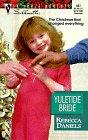 book cover of Yuletide Bride