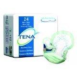 Scanpaq Tena Night Pads (Green), Case of 96 by TENA