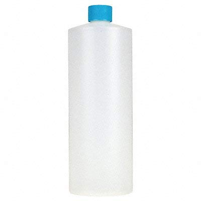 QC Bottle 1000mL Plastic Narrow PK12