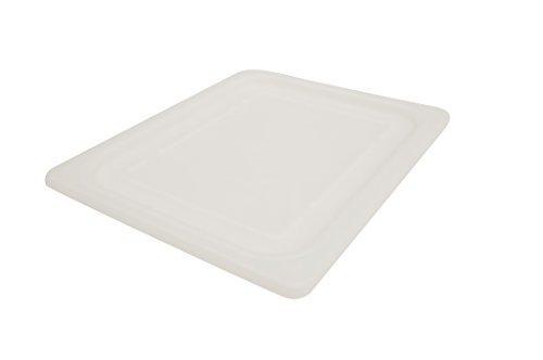 OKSLO Pan sealing lid x-tra 1/2 size white