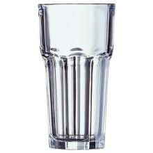 Arcoroc 43282 Granite 22 Oz. Iced Tea Glass - 24 / CS by ARC Cardinal