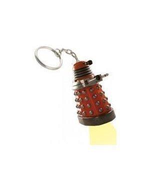 Unbekannt Dr Who Red Dalek –  Lampe de Poche –  Porte-clé s Zeon