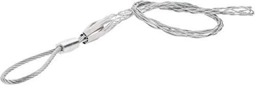 Woodhead Electrical, Flexible Eye, Single Weave Mesh, Steel Wire Pulling Grip
