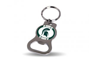 - Rico Michigan State Spartans Official NCAA 3 inch Bottle Opener Key Chain Keychain 621520