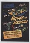 Dracula (Trading Card) 2009 Breygent Classic Vintage Movie Posters: Stars-Monsters-Comedy - [Base] #39