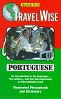 img - for Portuguese (Travelwise) by Barrons Educational Series (1998-02-03) book / textbook / text book