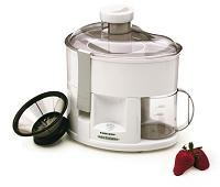 Black & Decker JE1200 Juice Extracter w/ Stainless Steel Strainer