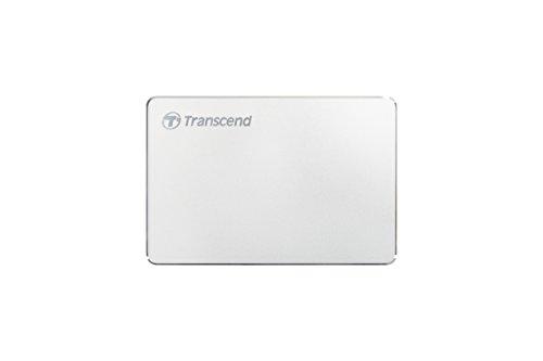 Transcend TS2TSJM200 2TB Type-C USB 3.1 External Hard Drive for MAC