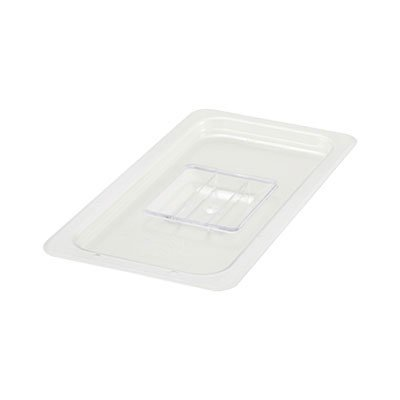 (Winco Poly-Ware Solid Food Pan Cover for Size 1/3 Size Pan [SP7300S])