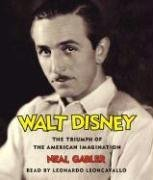 Walt Disney: The Triumph of the American Imagination by Random House Audio