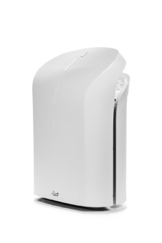 RabbitAir BioGS 2.0 Ultra Quiet HEPA Air Purifier (SPA-625A)