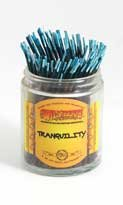 (Tranquility - Wild Berry Shorties Incense Sticks - 100)