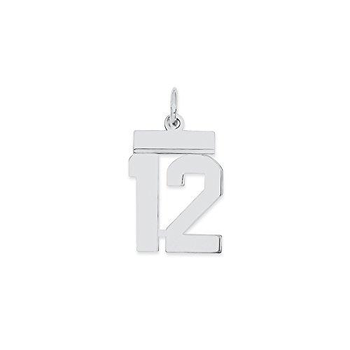 number 12 pendant - 7