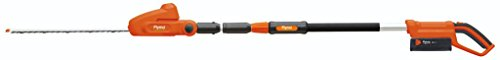 Flymo SabreCut XT Cordless Battery Telescopic Hedge Trimmer, 18 V, Cutting...