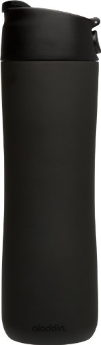 Aladdin Flip & Sip Vacuum Insulated Mug 16oz, Black