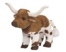 (Douglas Cuddle Toys Zeb Mini Longhorn)