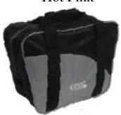 【限定製作】 Auroraソフトパックコンボボーリングボールバッグ – ボール/靴 ボール/靴 – – B01BS7FYX6 ブラック&グレー B01BS7FYX6, ヨイチチョウ:b754bb95 --- ciadaterra.com
