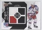 Chris Drury (Hockey Card) 2008-09 Upper Deck Black Diamond - Quad Jerseys #BDJ-CD - Chris Drury Hockey