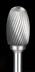 Oval Carbide Burr - 8