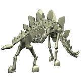 Stikfas Action Figure Kit Stegosaurus Dinosaur