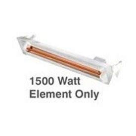 Infratech E1412 Accessory – 1500 Watt Heating Element For W1512, 120 Volt Replacement Bulb only