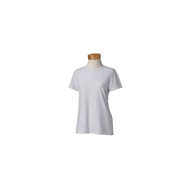 Gildan Ladies Heavy Cotton Missy Fit T Shirt. G500L