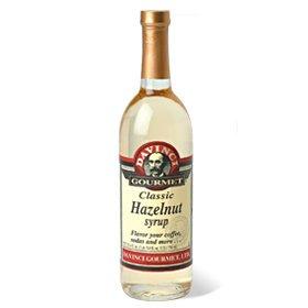 Davinci Gourmet 13321 Davinci Classic Flavor Syrup - 750Ml Plastic Bottle Hazelnut (Da Vinci Hazelnut Syrup)