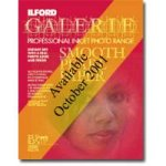 Ilford Galerieプロフェッショナルインクジェット8.5 X 11 – 25シート – Smooth Pearl B00006I5C2