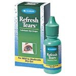 Allergan Optical Refresh Tears - 15mL - Model 130-4286 - Each