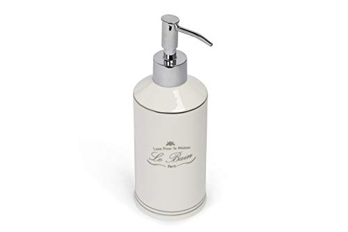 (Kassatex ALB-LD-W Le Bain Lotion Dispenser)