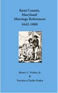 Cecil County, Maryland Marriage References 1674-1824: Henry