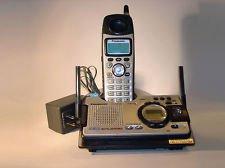 amazon com panasonic kx tg5439 5 8ghz digital gigarange answering rh amazon com