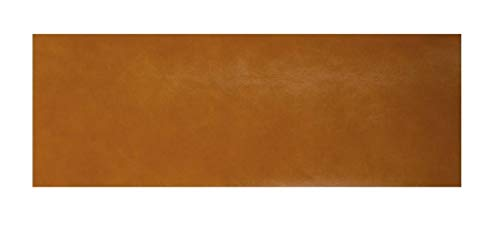 Gourd Leather Self-Adhesive Repair Patch - 6 × 24inch (Light Brown)