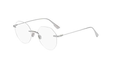 Authentic Christian Dior Stellaireo 6 F 0010 Palladium Eyeglasses