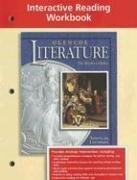 Glencoe Literature Interactive Reading Workbook , American Literature