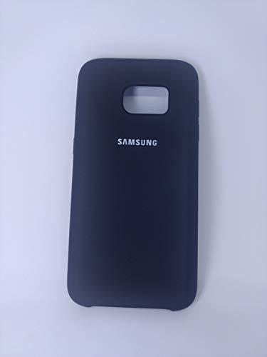 Capa para Galaxy s7 Silicone Cover preta