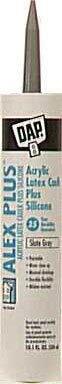 dap-18118-11-oz-slate-gray-alex-plusr-acrylic-latex-caulk-w-silicone