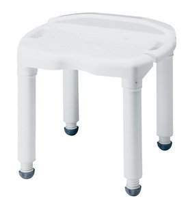 Bath Bench - without Back - B670-CO Carex Health Brands