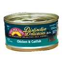 Lick Your Chops Distinctive Delicacies Chicken and Catfish for Cats, My Pet Supplies